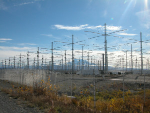 Conspiracy Report: HAARP Antenna Array
