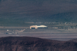 Area 51 New Hangar