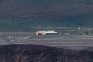 Area 51 New Hangar