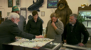 Loren Coleman on Finding Bigfoot