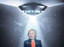 Hillary Clinton: UFO Believer