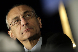 Podesta Serious About UFO Disclosure