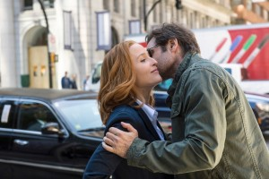 Scully and Mulder Return in The X-Files