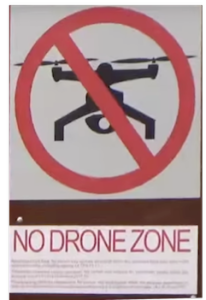 No Drone Zone at Area 51