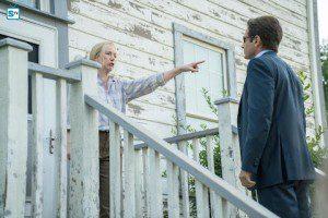 X-Files Founder's Mutation Scene