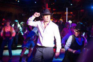 Mulder is a Cowboy