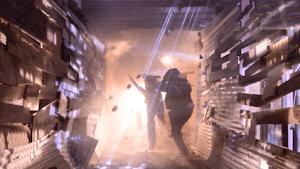 Scene from The Phoenix Incident