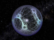 Alien Megastructure