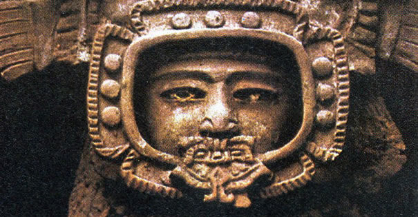 ancient aliens space helmet