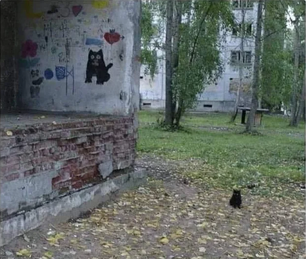 His appearance was foretold in the ancient murals.