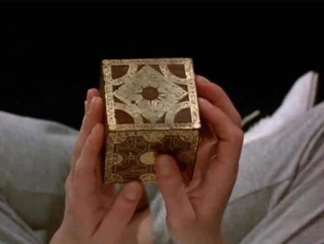 (Box from Hellraiser, the movie)